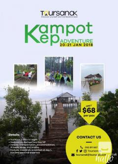 Kampot And Kep Adventure
