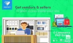 Start Your Own Multi-Vendor Marketplaces App Scr