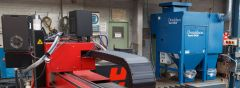 Choose Hypertherm Edge Pro CNC fitted Plasma Devices