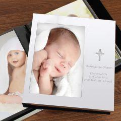 Cross Photo Frame Album 6x4