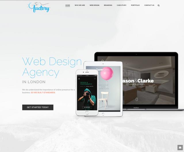 Best ecommerce sites design London 3 Image