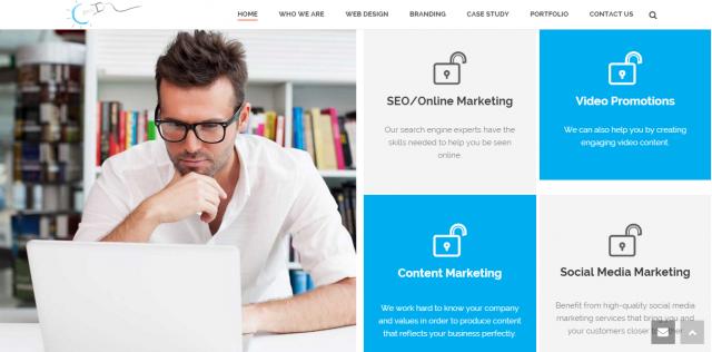 Cheap web design company in London 3 Image