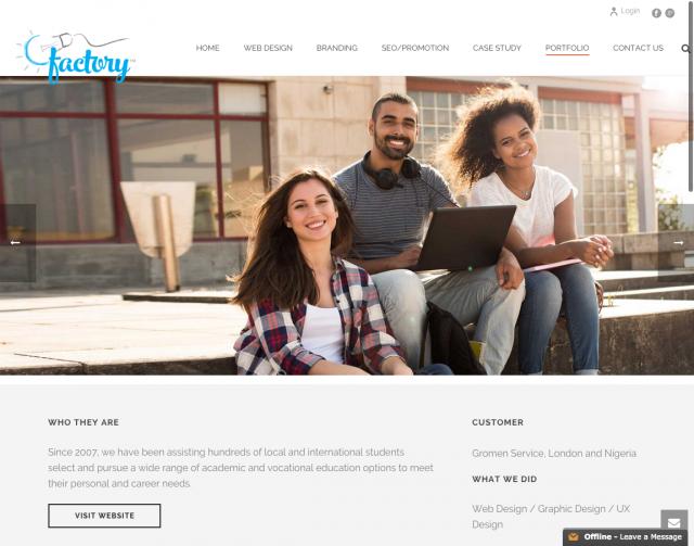 Best ecommerce sites design UK 3 Image