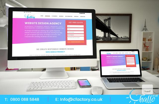 Get the best web design agency in uk expiredeast ham for Service design agency london