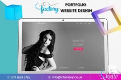 Find the Best Portfolio Website Design in London