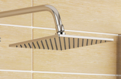 Buy 200mm Square Stainless Steel Shower Head