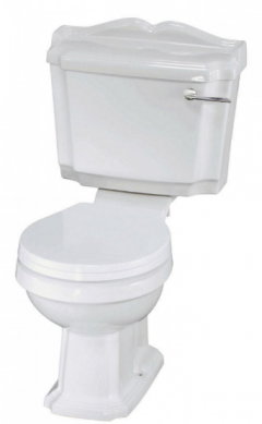 Legend Flush to Wall Toilet with Soft Close Seat