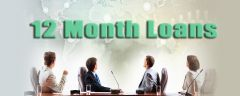 Guaranteed Approval  12 Month Loans In The UK