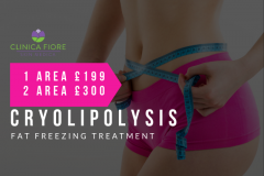 Cryolipolysis Fat Freezing Treatment at Clinica Fiore