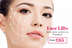 Face Lifts with Non-Surgical Procedure in London