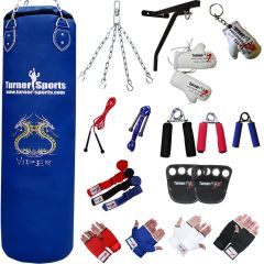 TurnerMAX 13 pc Boxing Set - Punch Bag and Many More