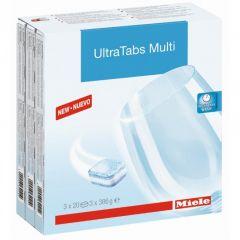 Miele 10245600 UltraTab Dishwasher Detergent Tablets
