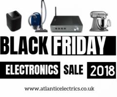 Black Friday Electronics Deals at Atlantic Electrics