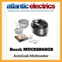 Bosch MUC88B68GB 5L Auto Cook Multicooker