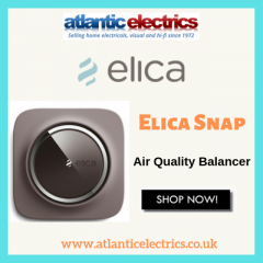 Elica SNAP Air Quality Balancer in Taupe for Sale