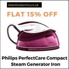 Philips PerfectCare Compact Steam Generator Iron
