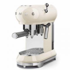 SMEG ECF01CRUK 50s Retro Style Espresso Coffee Machine