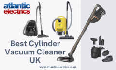 Get The Best Cylinder Vacuum Cleaner In Uk At An