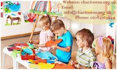 Home Based Child Care Services in London