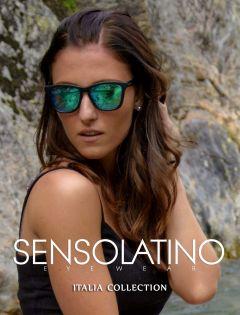 Sensolatino Italia Sunglasses Polarized Mirror Lenses