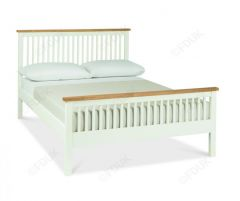 Bentley Designs Footend Wooden Bed Frame Only