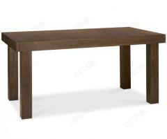 Bentley Designs Akita Walnut 6-8  Dining Table