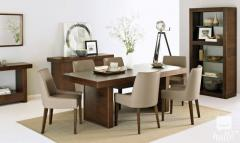 Bentley Designs Akita Walnut Dining Room Furniture