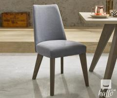 Bentley Designs Cadell Aged Oak Dining Chair- Pair