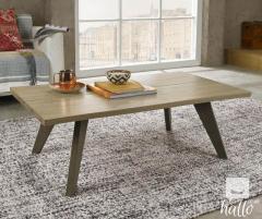 Bentley Designs Cadell Aged Oak Coffee Table