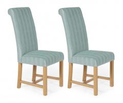 Dining Chair Pair only on GBP 88 - Serene Furnishings