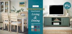 Corndell Woodstock Dining And Living Room Furnit