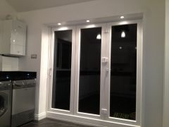 UPVC Bi-Fold Doors Stay Tuned With External Atmosphere