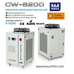 S&A brand CNC Spindle chiller CW-6200
