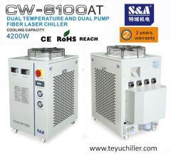 S&A Water Chiller For 500W Cnc Fiber Laser Cutte
