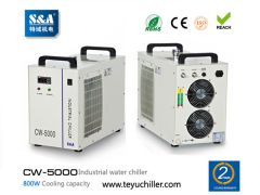 S&A Recirculating Chiller For Cooling 3W-5W Uv L