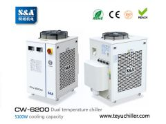 S&A Chiller Cw-6200