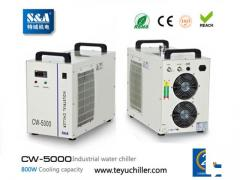 S&A Cw-5000Cw-5200 Compact Water Chillers Ce,Roh