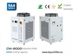 S&A recirculating water chiller CW-6000 AC220110V