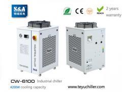S&A Industrial Compressor Refrigeration Chiller