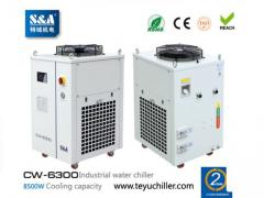 S&A Industrial Water Chillers Cw-6300 Support Mo