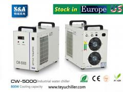 S&A Industrial Water Chiller Cw-5000 Manufacture