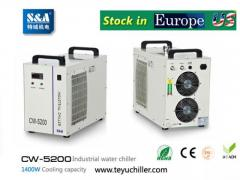 S&A Laser Air Cooled Chiller Cw-5200 Manufacture
