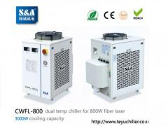 S&A Laser Chiller Cwfl-800