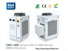 S&A Chiller Cwfl-1000