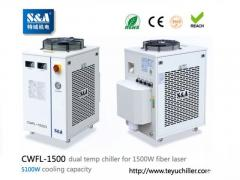 S&A Water Chiller Cwfl-1500
