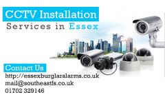 CCTV Installation services in Essex