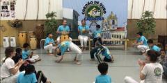 Free trial Capoeira classe for Kids & pre-teens