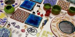 Introduction to Ceramics , 6 week  course