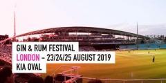 The Gin & Rum Festival - London - 2019