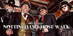 The Nottingham Ghost Walk - October to December 2019